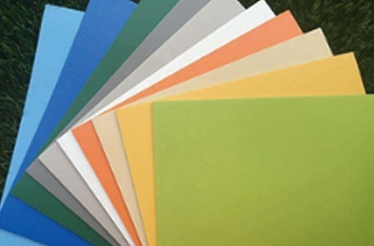 PVC纯色地板