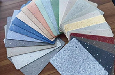 PVC同质透心地板